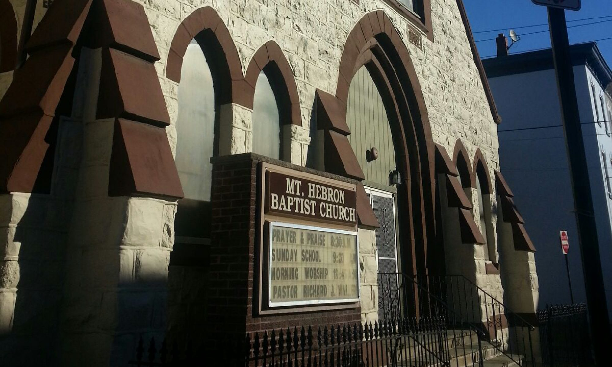 Mount Hebron Baptist Church